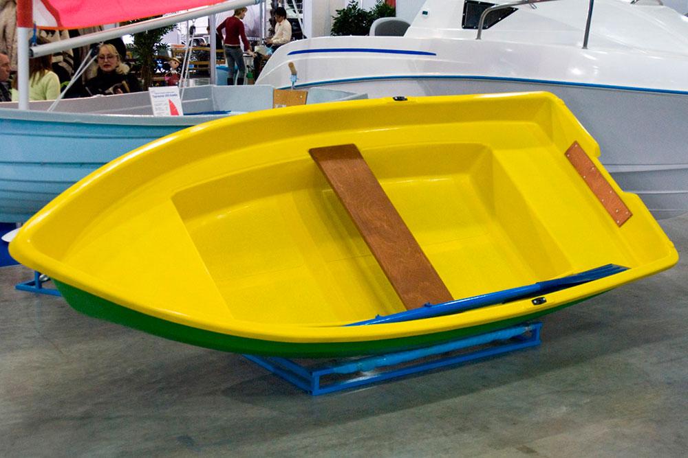 однокорпусные пластиковые лодки