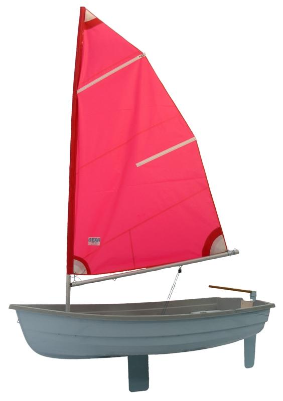 лодка парус 305