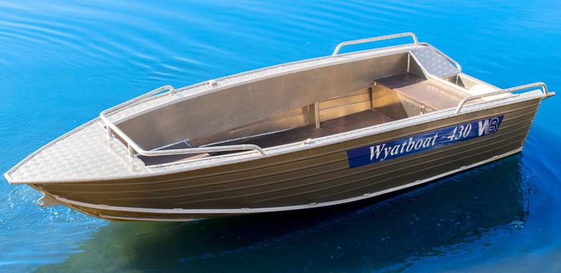 лодка 430 цена