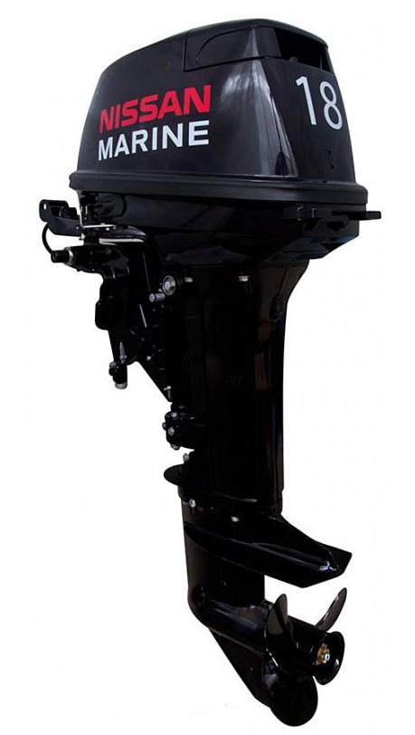 купить лодочный мотор ниссан марина в томске