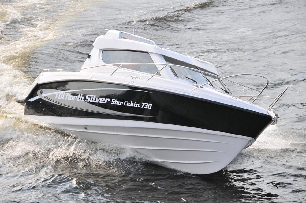 лодки с мотором вольво