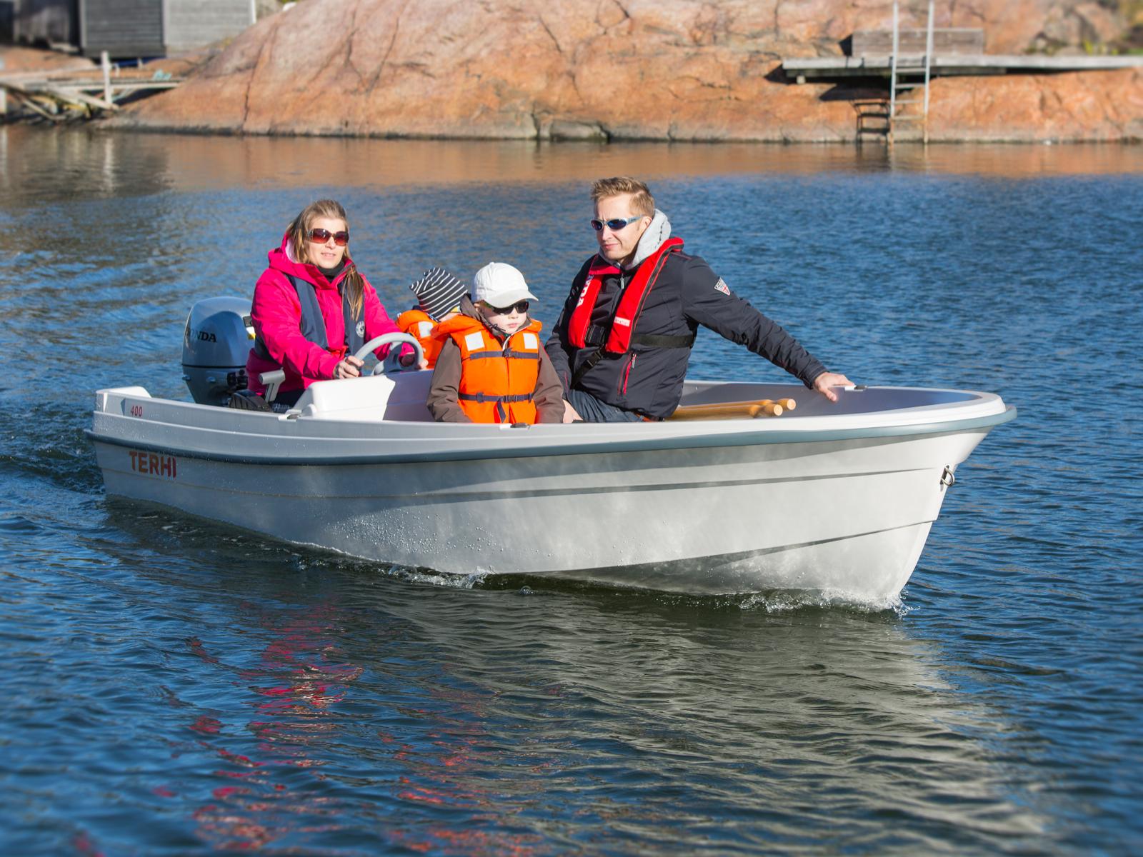 регистрируемые лодки