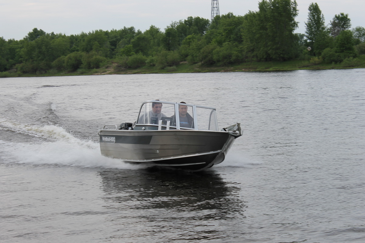 моторная лодка виза-яхт легант-400