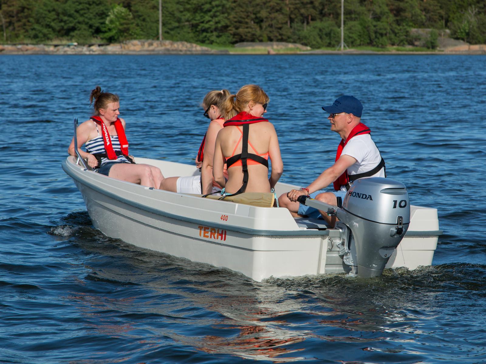 лодка terhi характеристики