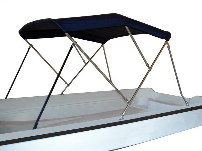 складные тенты для лодки